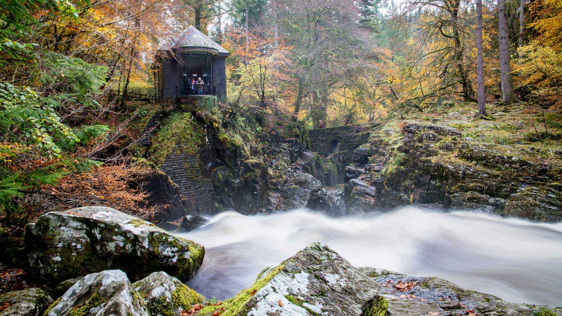 The Outlander Trail | 7 Days / 6 Nights | Scotland Self ...