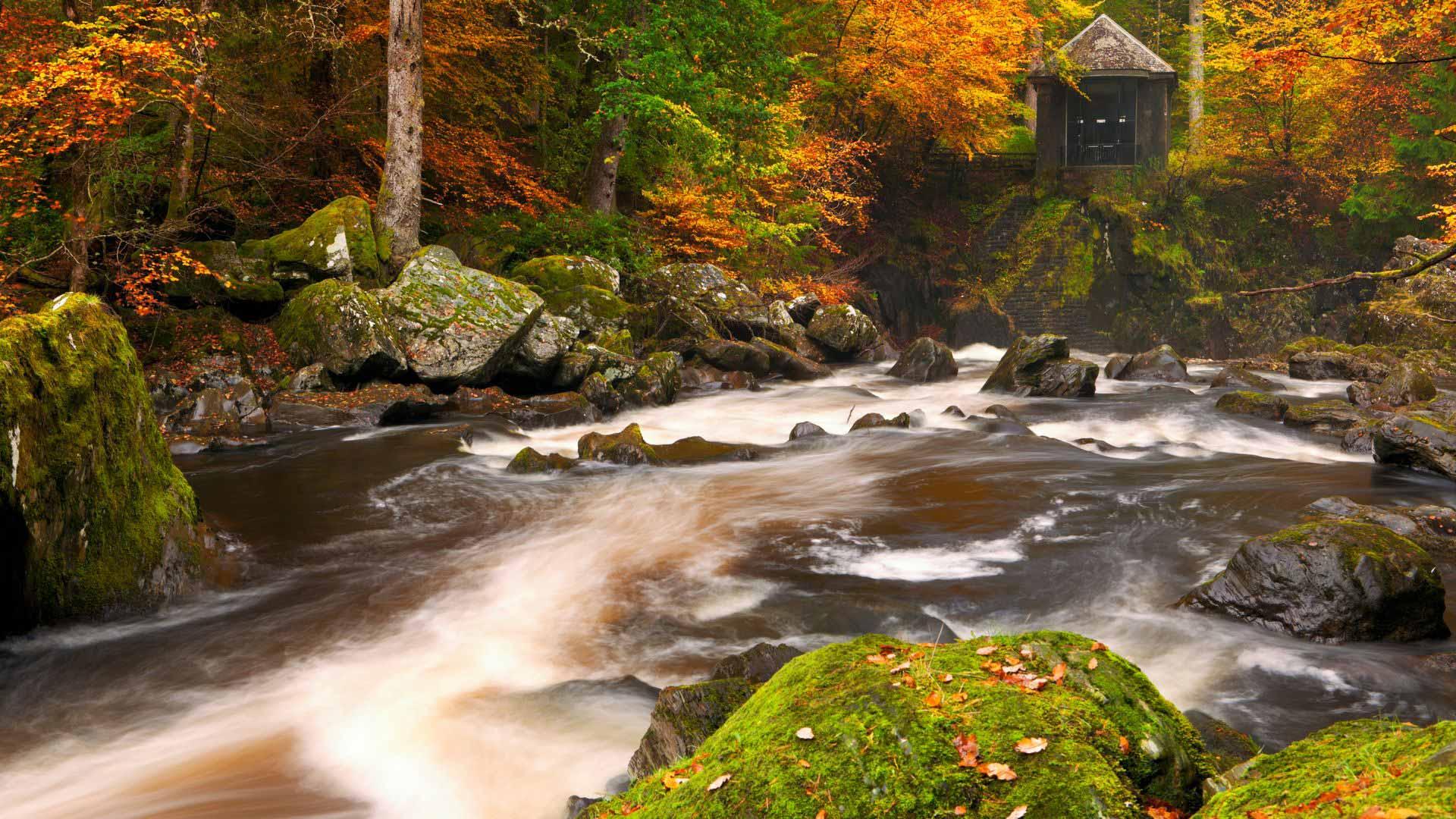 Scottish Winter Escape | 7 Days / 6 Nights | Scotland Self ...