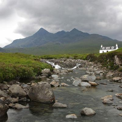 Allt Dearg Cottage on the Isle of Skye - VisitScotland