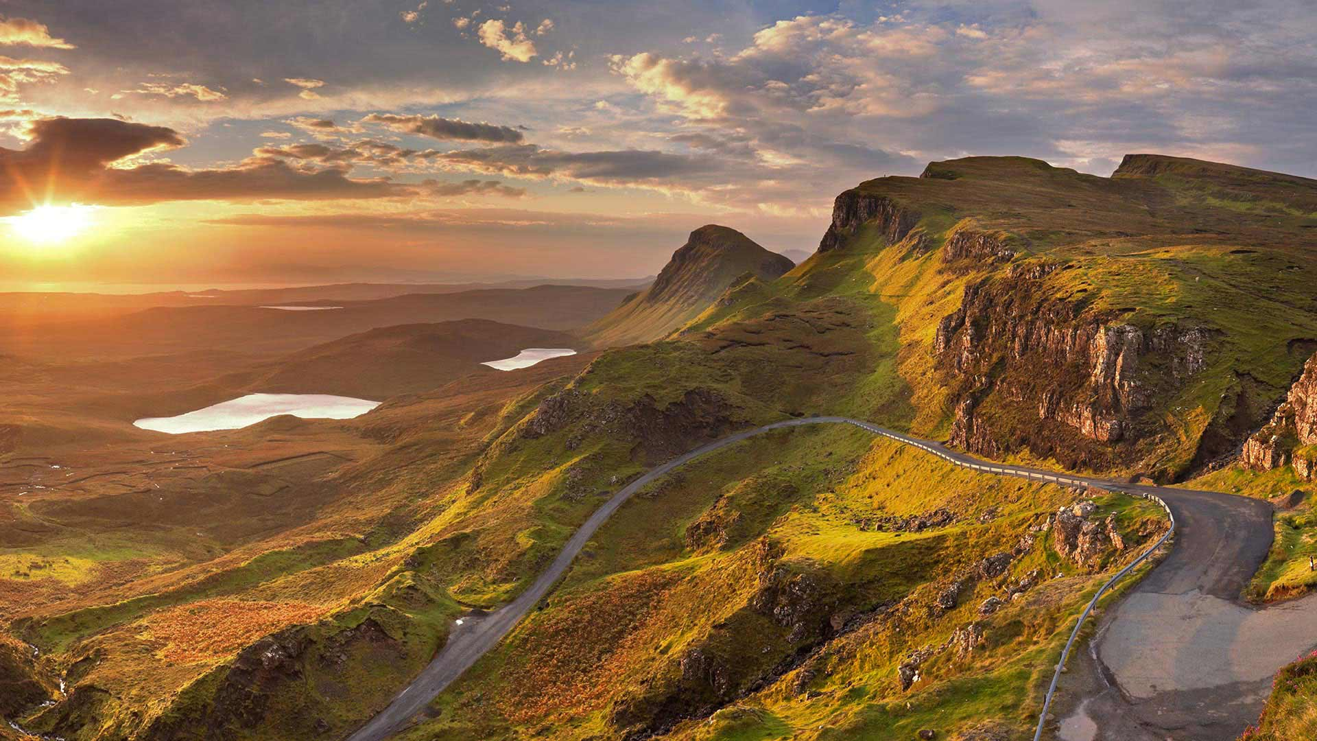 Guided Tours Of London And Scotland
