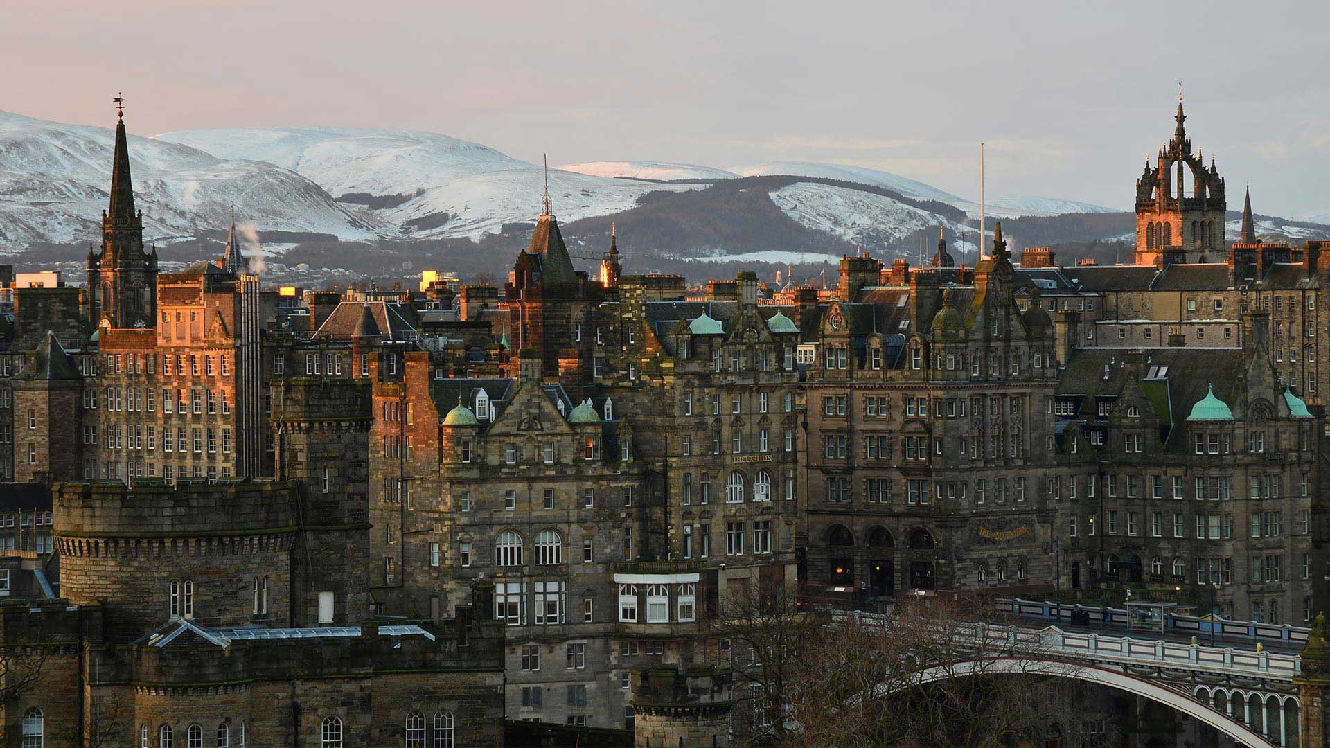 Self Guided Scotland Tour