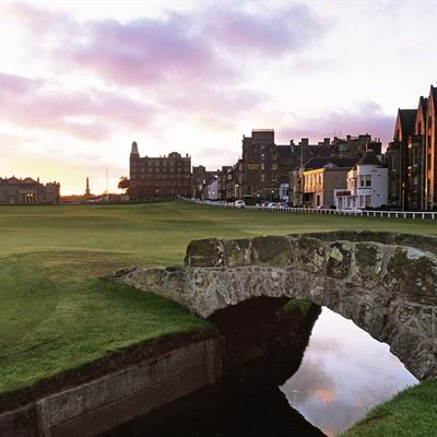St Andrews Golf Course - VisitScotland